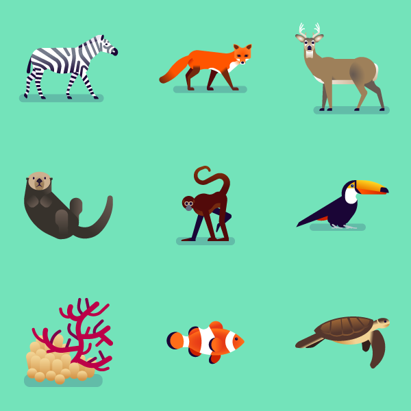 EcoVerse Animals