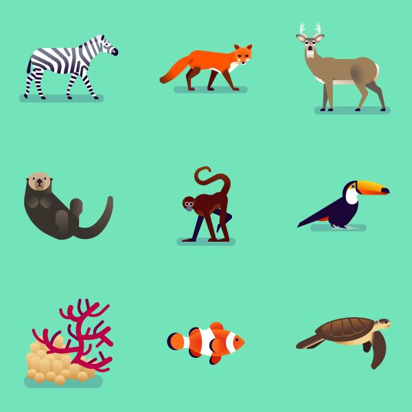 EcoVerse Animals