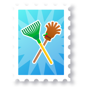 EcoVerse Achievement Stamp