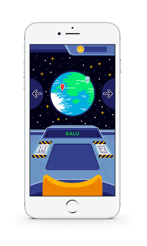 EcoVerse on Mobile